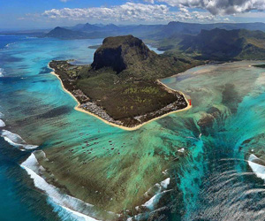In Mauritius Enjoy an Astonishing Destination and Scenic View
